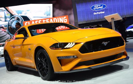 2018 Ford Mustang Standard Features Leaked in Dealer Brochure - Torque News