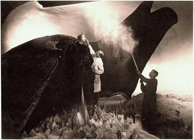 Faust 1926 Photos sur des tournages de films  photo histoire featured cinema 2 art