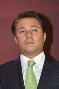 Mariano Camacho. El junior al gabinete. Foto Agencia MVT.