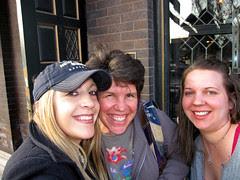 Me Deborah and Heather