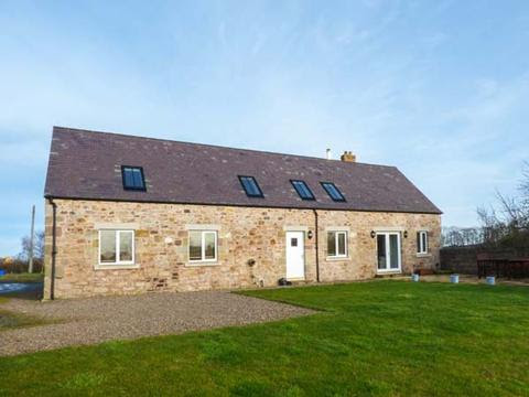 Barmoor Mill Barn Self Catering Cottage Lowick Northumbria, England