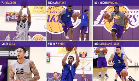 2017 Draft Workouts: Day One | Los Angeles Lakers