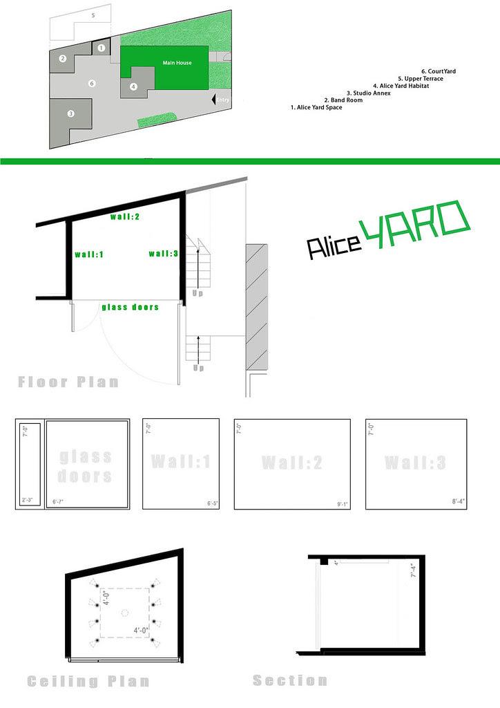 alice yard plan