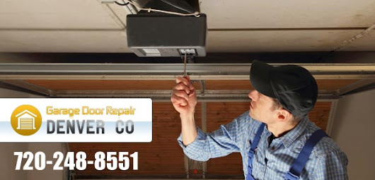 Garage Door Repair Denver CO