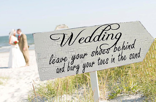 The Perfect Beach Wedding Can  Be Planned! – LocalPartyPlanner Blog