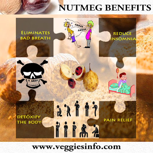 Nutmeg Usage And Production Around The World | Veggies Info