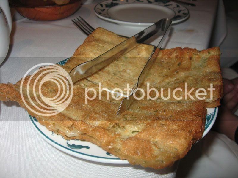 First Wok Scallion Pancakes