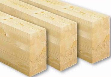 Dimensionamento travi lamellari tetto