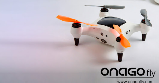 CLICK HERE to support ONAGOfly: The Smart Nano Drone