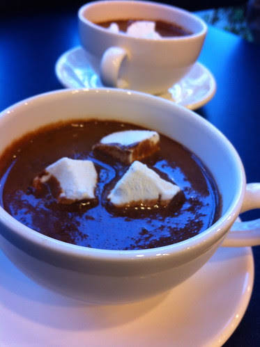 Espionage Hot Chocolate