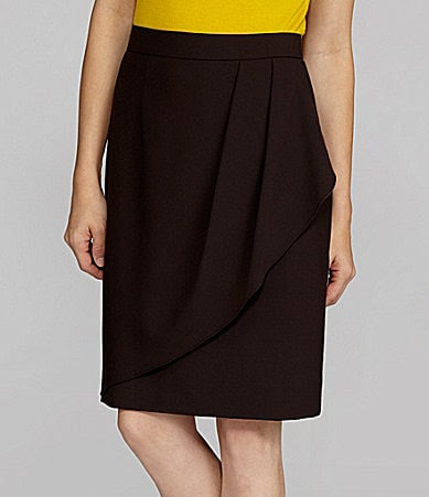 Antonio Melani Serina Ruffle-Front Skirt