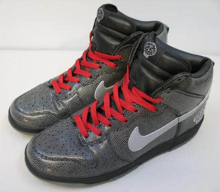 new styles a4879 977d8 Nike Dunk High Pharrell Sample - Snakeskin