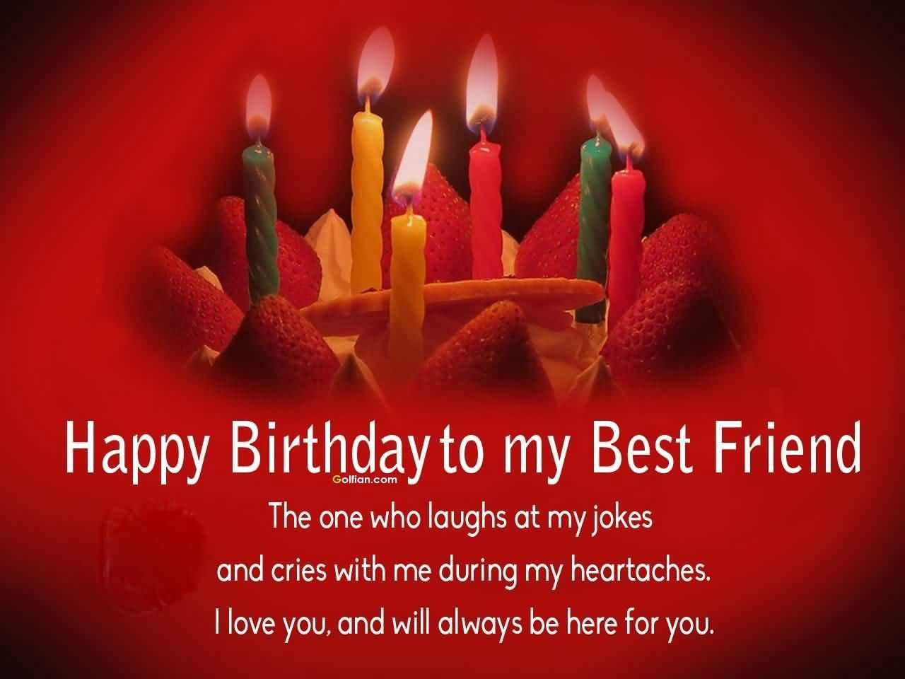 Happy Birthday To My Best Friend Pictures Photos And Images For