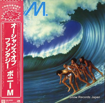 BONEY M. oceans of fantasy