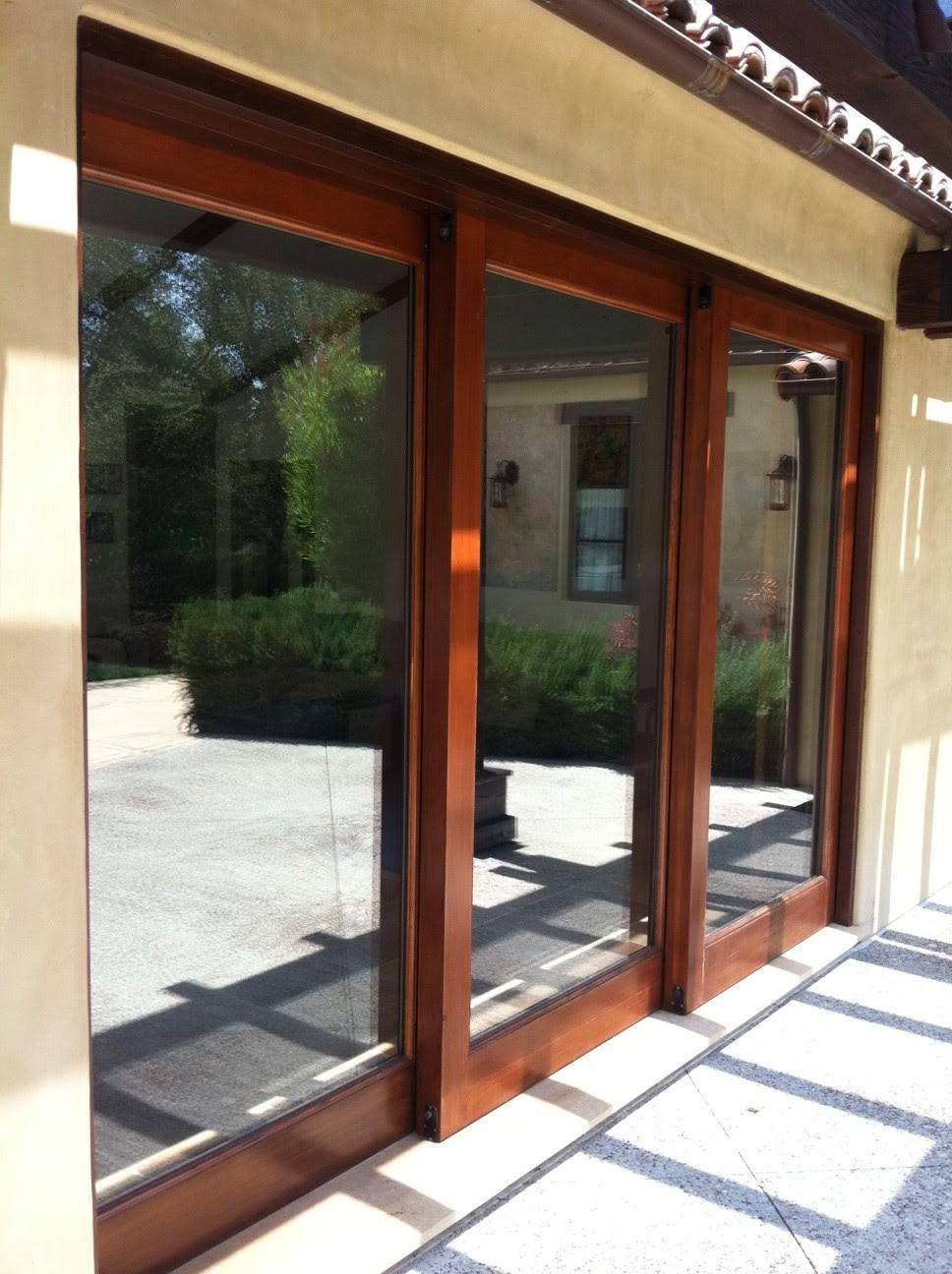 Sliding glass door repair: tracks, pocket, patio, glass, closet ...
