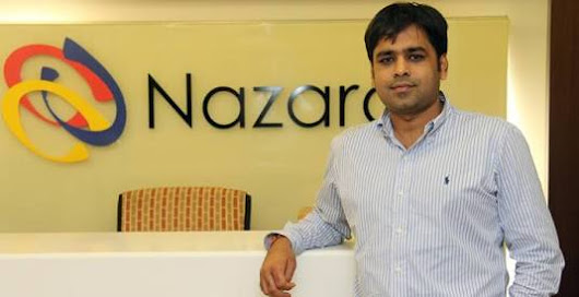 Mobile Gaming Company Nazara Technologies toTake IPO Route, Sebi Approved it's Public Listing