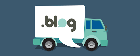 Thinking About Getting a .blog Domain Name? Here's What You Need to Know