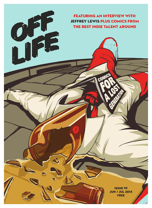 OFF LIFE issue nine