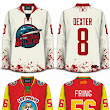 Hockey Jerseys for DEXTER and BREAKING BAD