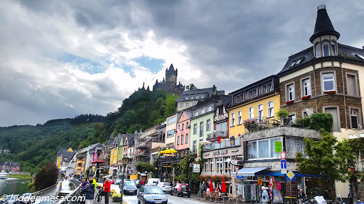 Cochem - The German Vacation Spot Along the Moselle River - Hidden Mesa