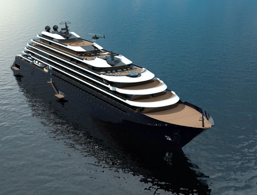 Ritz Carlton Expanding To Offer Luxury Cruises