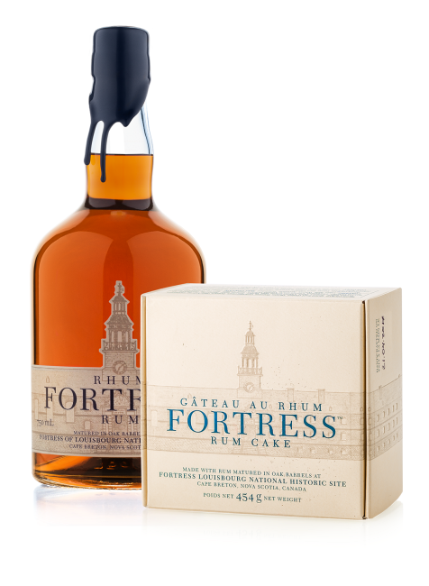 Fortress Rum Cake | Fortress Rum