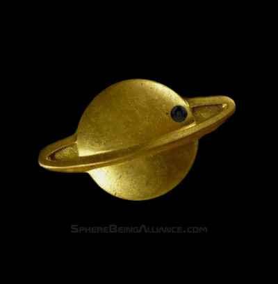 Saturn Black