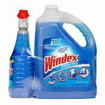 (1) - Windex Complete Glass & Multi-Surface Cleaner (3790ml Refill + 950ml Trigger) (1)