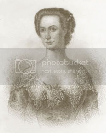 Lady of Dutch New York and wife of Continental Army general