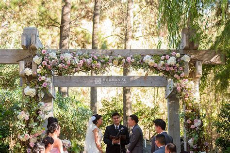 Calamigos Ranch Wedding, Malibu, Angela & Roger   Los