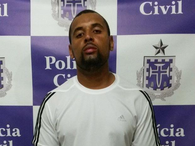 Homem é suspeito de estuprar três mulheres ao mesmo tempo na cidade de Alagoinhas, na Bahia. (Foto: Divulgação/ Polícia Civil)