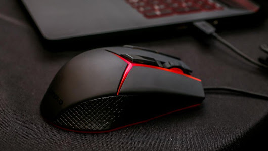 "Lenovo ANZ on Twitter: ""The pin point accurate sensor in our #gaming #YSeries mouse means you'll never miss a click!  """