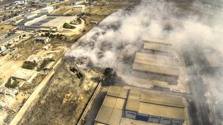 Eικόνα από το εργοστάσιο, φωτό: EUROKINISSI/ΑΝΤΩΝΗΣ ΝΙΚΟΛΟΠΟΥΛΟΣ
