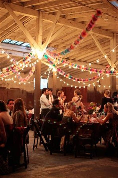 Lovely DIY Wedding Bunting and Garland Ideas   The