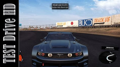 ford mustang gt circuit spec   crew test