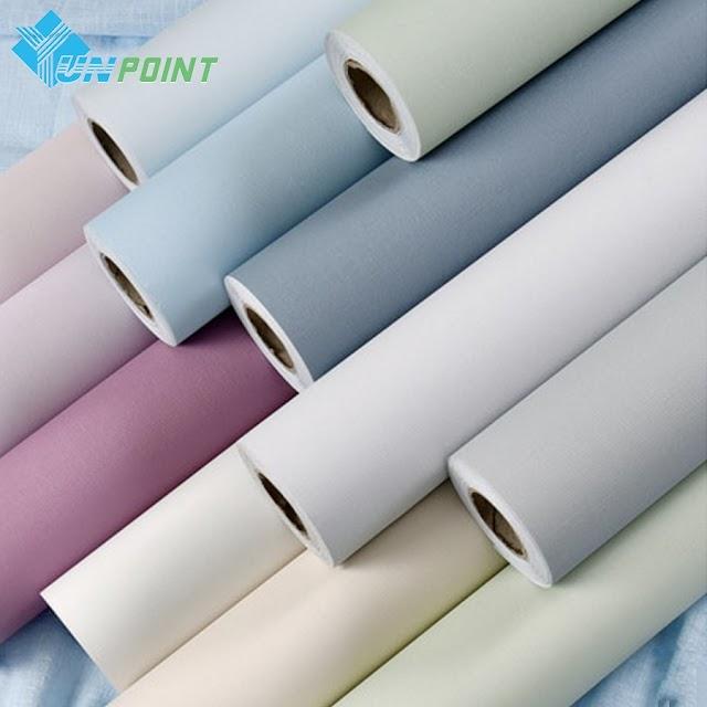 Kopen Goedkoop 3 M 5 M Woonkamer Slaapkamer Meubels PVC Waterdicht Muurstickers Home Decor Verwijderbare Vinyl Effen Kleur Zelf Lijm Behang Online