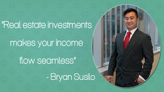 Bryan Susilo - Experienced Property Agent
