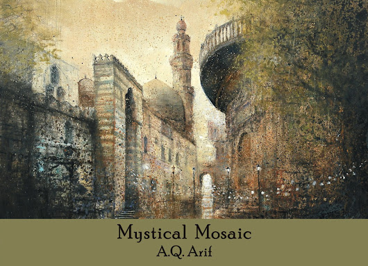 Mystical Mosaic by A. Q.Arif