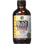 Amazing Herbs Black Seed Oil - 4 fl oz bottle