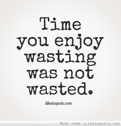Quotes About Not Wasting Time 65 Quotes