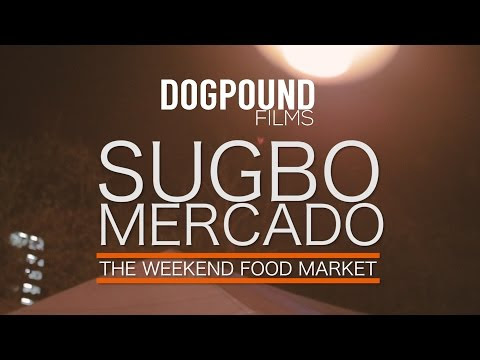 What's Good In | SUGBO MERCADO - WEEKEND FOOD MARKET | Cebu Philippines