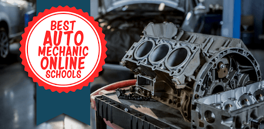 10 Best Auto Mechanic Online Schools and Certification Programs