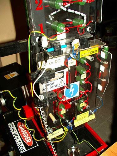 voltage cascade x3