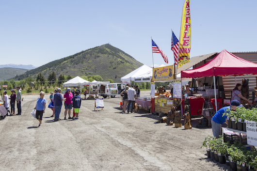Park City Farmer's Market opens two weeks early this year | ParkRecord.com