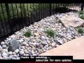 Landscaping Around Pool With Rocks