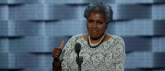 Donna Brazile SLAMS Debbie, Obama For Running The Party Into The Ground, Giving Hillary Control
