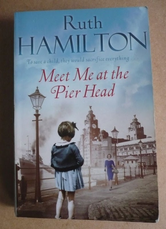 Meet Me At The Pier Head by Ruth Hamilton