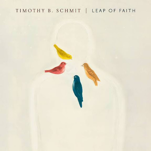 Timothy B. Schmit Releases Solo Album Leap of Faith