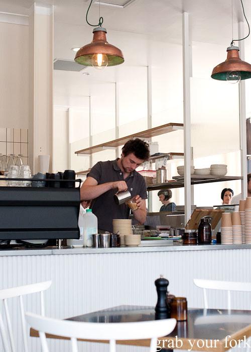 barista at excelsior jones ashfield