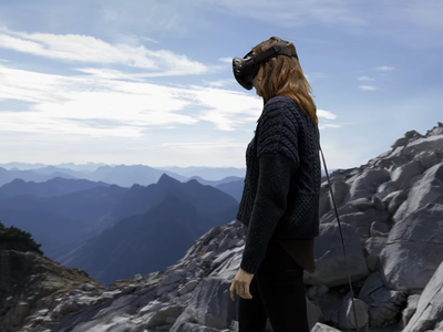 My brain did something crazy and totally new in virtual reality